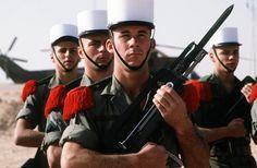 Légion étrangère, French Foreign Legion