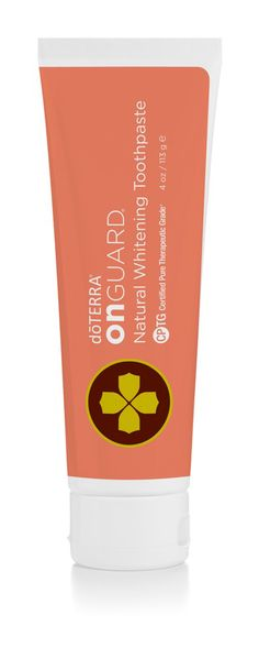 dōTERRA - On Guard Natural Whitening Toothpaste, $9.63 (http://store.do-essential-oils.com/on-guard-natural-whitening-toothpaste/)