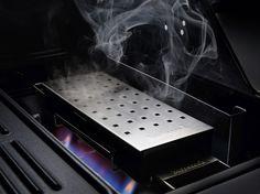 Pojemnik do wędzenia do grilli gazowych Barbecook