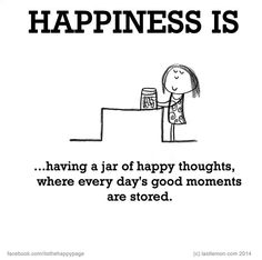 Happiness is!