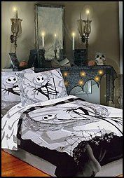 Nightmare_Before_Christmas_Bedding-halloween_style-gothic_style_decorating_ideas: