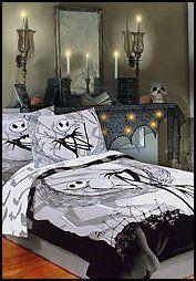 Jack Skellington Duvet Cover  Beds N Stuff  Pinterest  Jack Endearing Nightmare Before Christmas Bedroom Decor Design Ideas