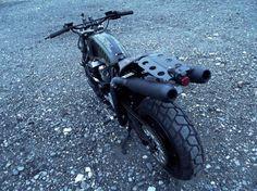 - The Fuel Haus-  Urban Street Fighter 1987 ZX750r Kawasaki Ninja