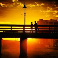 Ventura life. A life you don't need a vacation from.  Image by www.instagram.com/naturestaker #DowntownVentura #VenturaPier   #ventura   #sunset