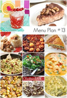 Ioanna's Notebook - Weekly meal plan # 13 - Loaded with healthy & delicious recipes