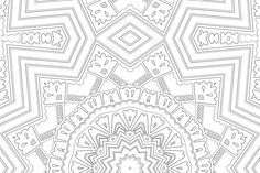 Printable Coloring Pages Adult Coloring by ColorlightPrintables