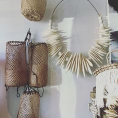 Love these Borneo backpacks and the Cuttlefish necklace.   Repost,source unknown. #planetearth #borneo #baskets #homeaccessories #homdecor #interiordesign #interiordesigner #interiordesigners #organic #naturalmaterial