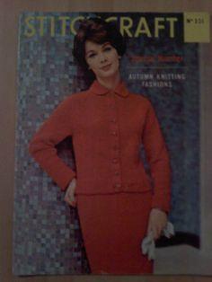 Old stitchcraft magazine No 321