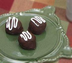 Coffee Liqueur Chocolate Truffles Recipe