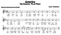 Beth's Music Notes: American Folk Songs - Over 65 to chose from