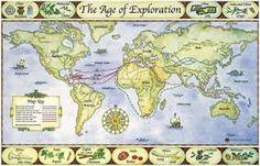 Resultado de imagen para the age of exploration