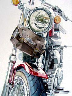 Janet Mach Dutton Watercolors