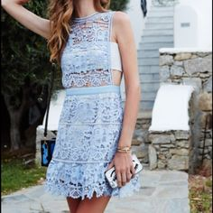 Self portrait never been worn. With tags Self portrait dress Self-portrait Dresses Mini