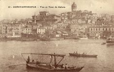 Old and New Photos of Istanbul - Constantinople