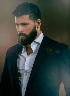 Sexy Beard Styles 50 Latest Beard Styling Ideas for Swag beard style boys . Sexy Beard Styles 50 Latest Beard Styling Ideas for Swag be. Barba Sexy, Bart Styles, Sexy Bart, Beard Growth, Hair Growth, Awesome Beards, Hommes Sexy, Beard Tattoo, Beard No Mustache