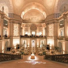 San Francisco City Hall Reception is part of City hall wedding - Need wedding ideas Check out this san francisco city hall reception and see more inspirational photos on TheKnot com Wedding Locations, Wedding Venues, Wedding Ceremony, Wedding Goals, Wedding Day, New York Wedding, Free Wedding, Diy Wedding, Elegant Wedding