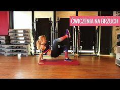 Ćwiczenia na brzuch. Mocny trening mięśni brzucha | Codziennie Fit - YouTube Treadmill, Fitness Inspiration, Gym Equipment, Workout, Exercise, How To Plan, Sports, Youtube, Diet