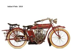 V-Twin (1914) by Indian Motorcycle