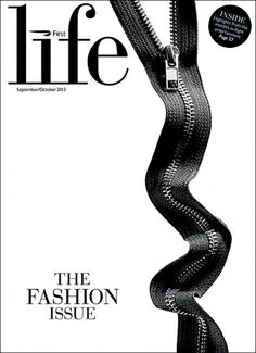 First Life (UK) The Fashion IssueNew stylish coverFirst Life:exclusive magazine for BA First class passengersArt Editor: Lex GuerraPicture Editor: Faris MustafaPhoto: Craig Cutler/Trunk Library