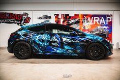 💥 Blue Devil Astra 💥 Wrapped: Folien-FX.de 👌 Photos: Photo by Melzi 📷 Design by TTStudio.ru ✍️ #ttstudioru #folienfx #opel #astra #opc #bluedevil #devilcar #cracked #oldlook #dirtydesign #dirtylook #usedlook #worn #low #deep #wrapped #carwrap #wrapping #wrap #carwraps #vinylwraps #carwrapping #vinylwrap #folie #foliedesign #foliecardesign #carfolie #vehiclewraps #photobymelzi Car Folie, L Car, Blue Devil, Car Wrap, Wrapping, Deep, Photos, Design, Pictures