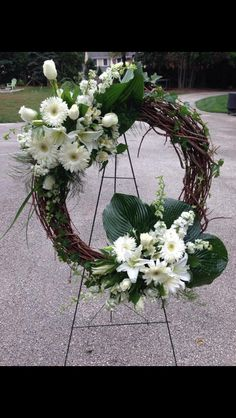 Inspirational Wreath
