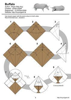 Buffalo Origami by VN Champion - issuu