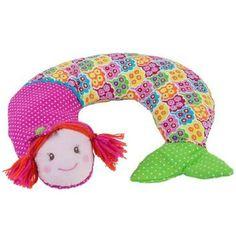 Maison Chic Mermaid Travel Pillow