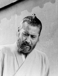 Toshiro Mifune in 'Akahige' (Red Beard) Akira Kurosawa, 1965.