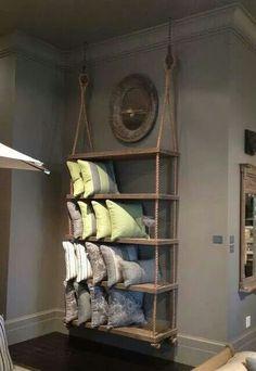 Rope Board Shelf