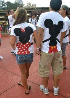 Camisetas para namorados