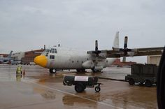 Fat Albert is getting a facelift!  We really appreciate the hard work and dedication of the personnel at Tinker Air Force Base, Oklahoma, who are maintaining Fat Albert.