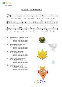Autumn song for # crib and # kindergarten - available for all seasons - from Autumn Activities For Kids, Crafts For Kids, Summer Crafts, Fall Crafts, Kindergarten Activities, Preschool, Kindergarten Portfolio, Romance Movies Best, Social Trends