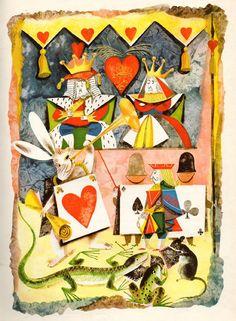 Alice - Leonard Weisgard