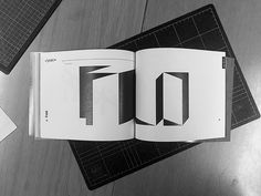 In[grid]ients Typography Book on Behance Grid System, Typography, Behance, Clock, Graphic Design, Books, Behavior, Livros, Watch
