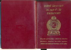 39+ Countries Citizens Of Sri Lanka Can Travel To Without Visa