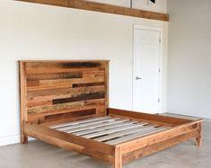 Handmade, reclaimed barn wood bedroom furniture from What We Make. Beautiful handmade dressers made from reclaimed barn wood. Western Furniture, Pallet Furniture, Rustic Furniture, Bedroom Furniture, Modern Furniture, Antique Furniture, Outdoor Furniture, Furniture Ideas, Bamboo Furniture