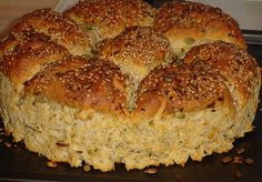 Courgette Bread