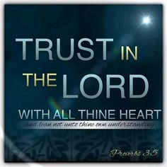 Proverbs KJV Trust in the LORD with all thine heart; and lean not unto thine… Scripture Reading, Scripture Quotes, Bible Scriptures, Oldest Bible, Sisters In Christ, King James Bible, This Is A Book, Favorite Bible Verses, Love The Lord