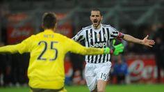 Bonucci ude af Coppa-finalen med karantæne