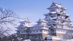 「姫路城」兵庫, 姫路 (© JTB Photo/SuperStock)(Bing Japan) Himeji castle, Hyogo prefecture