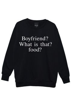 Explore Women's Sweaters & Hoodies at Minga London. Filles Alternatives, Swag Style, My Style, Funny Shirts, Tee Shirts, Jumpers For Women, Sweat Shirt, Grunge Fashion, Sweater Weather