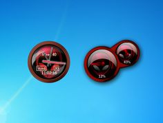 Red Alienware Clock And CPU Meter Gadget for Windows 7 http://win7gadgets.com/pc-system/red-alienware-clock-and-cpu-meter.html   #Alien, #Clock, #cpu, #ram, #windows7, #gadgets, #desktop