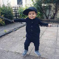 Black & pale blue Riding Helmets, Baby Boy, Hats, Blue, Fashion, Moda, Hat, Fashion Styles, Fashion Illustrations