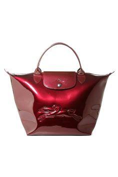 1a1afd4aa0d Fall 2012 Trend  Glossed Over (Longchamp) Longchamp, Best Handbags, Purses  And