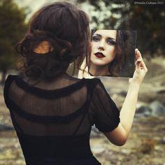 The reflection by Natalia Ciobanu, via 500px