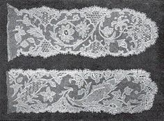 The Textile Blog: Carrickmacross Lace Work