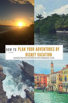 Planning an Adventures By Disney vacation! Europe, Africa, North OR South America, and Asia destinations! Disney Destinations, Disney Vacations, Vacation Trips, Travel With Kids, Family Travel, Adventures By Disney, Disney California Adventure, Travel Companies, Disney Tips