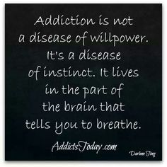 #recovery #addiction