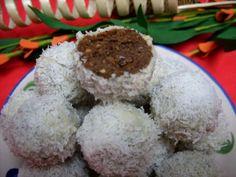 recette Boules aux amandes et chocolat blanc : Gâteau marocain, Cuisine Femme Zoom, Recettes de cuisine ...