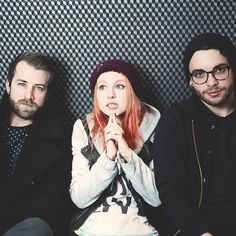 Paramore aka awesomeness!There a great band,just saying.